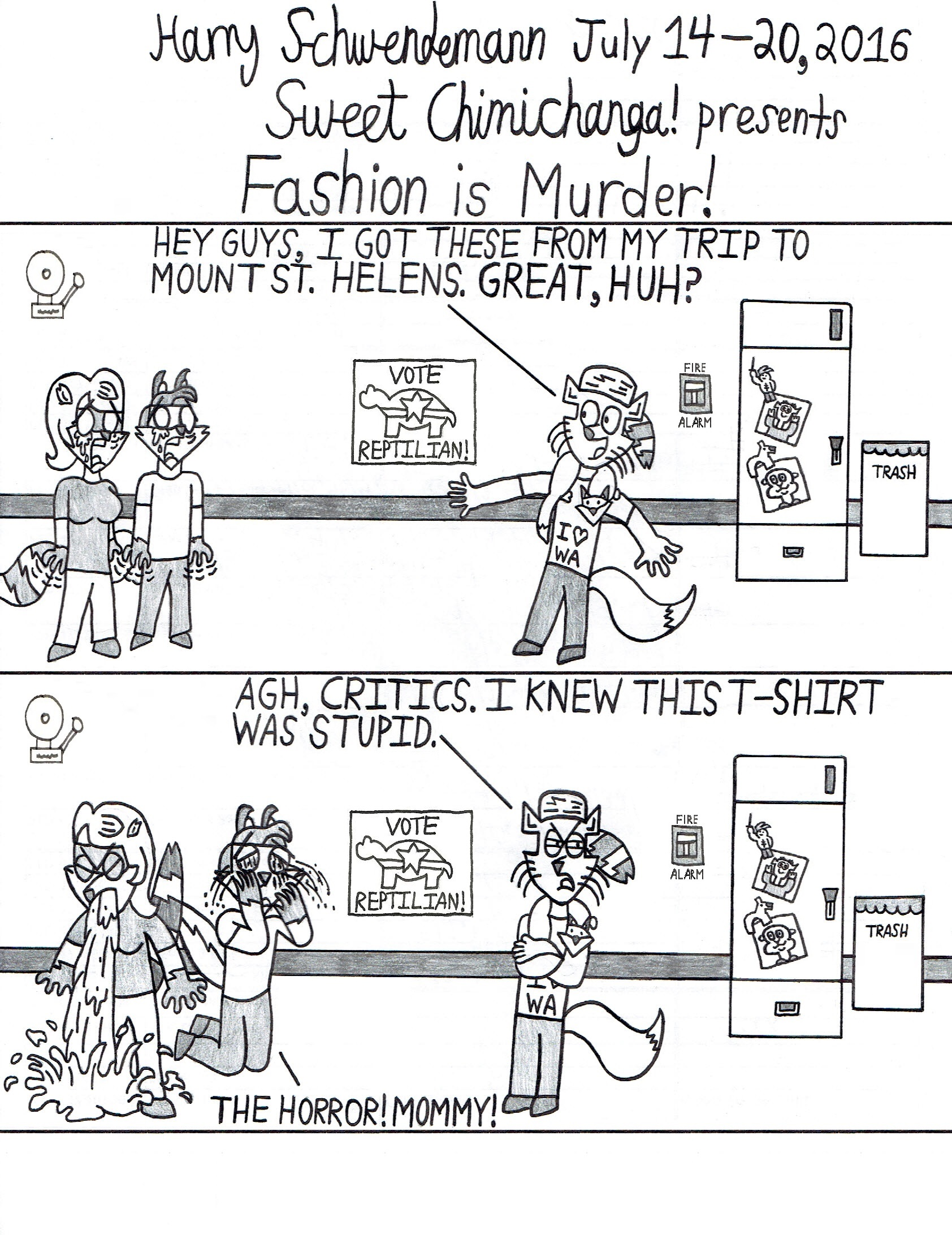 Fashion is Murder!